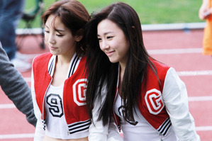 Taeyeon, u are my best friend forever - Tiffany