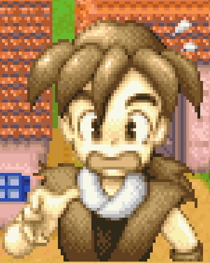 All about Cliff - Harvest Moon: FOMT and MFOMT - Fanpop