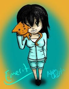 Emerit and Rascal Drawn سے طرف کی Allyson