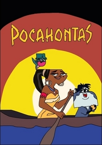 LeShawna definetely looks good as Pocahontas...