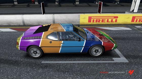 1981 M1 디자인 Challenge