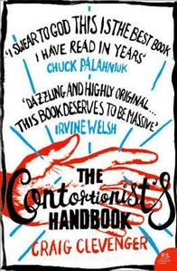The contortionist's handbook cover.