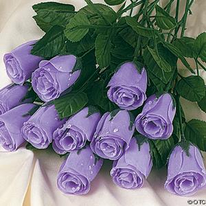 Lavender roses for who?
