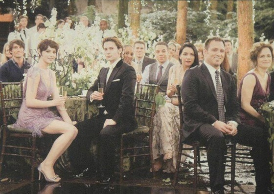 Swan Cullen Wedding Reception Speeches