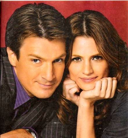 Castle beckett dating real life