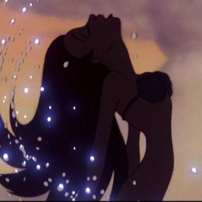I'm not sure if Ariel coming out of he water is part of this sequence, but I'm going to include it anyways because it happens so close together.