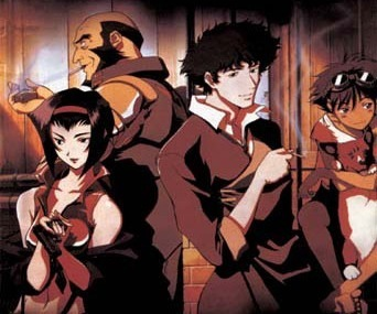 Cowboy Bebop is कहा to have an english dub that is superior to the japanese dub.