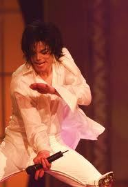 Part of the rehearsals he did for Invincible :)