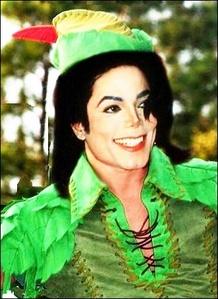Michael's costume :3