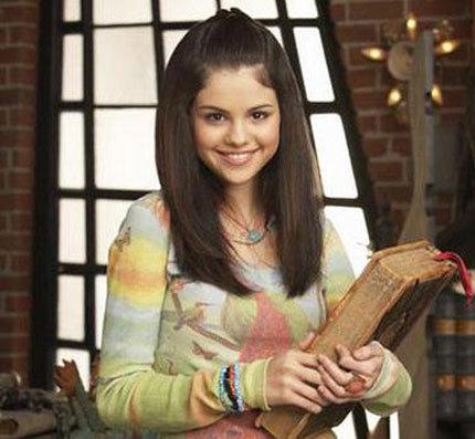 Selena Gomez 15-year-old