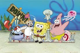 spongebob and vrienden
