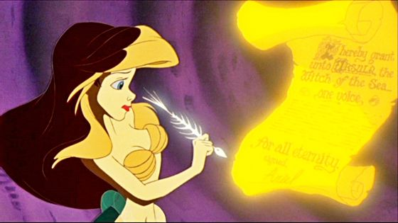 archetypes in the little mermaid The film manages to navigate the tension between the traditional fairy-tale storytelling archetypes of the early disney little mermaid is a story about a.