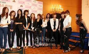 SNSD and 2ne1, naice1000's favourite কেপপ groups