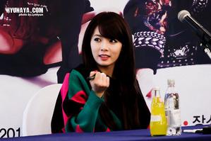 Kim Hyuna, naice1000's bias