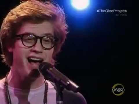 """""""Blackbird"""" by Cameron Mitchell (from """"The Glee Project"""")"""