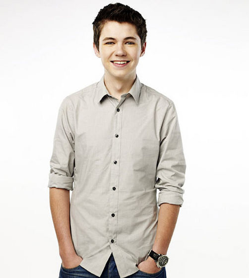 "Damian McGinty (portrays Rory Flanagan on ""Glee"")"