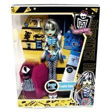 Frankie Stein Classroom Doll Case