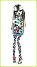Frankie Stein Classroom Doll