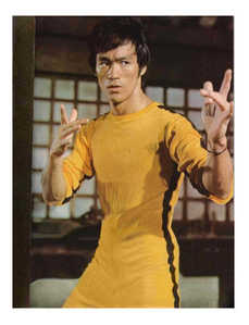 Game of Death 1972 - The Original Plot - Bruce Lee - Fanpop