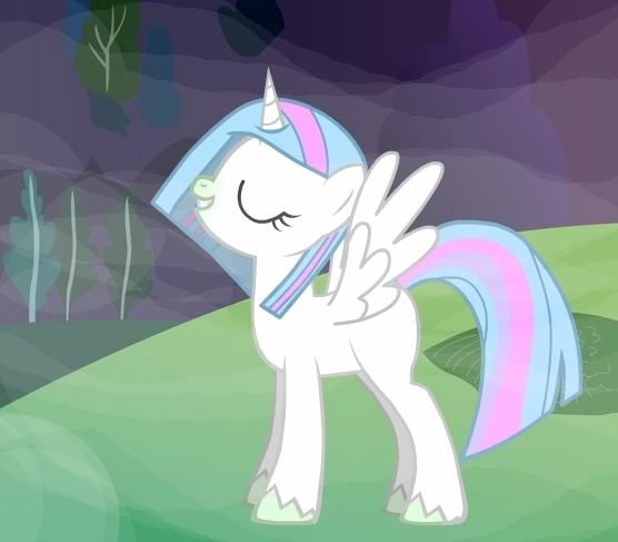 A very Pretty pony!