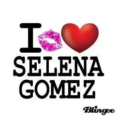 I 爱情 你 Selena Gomez! ♥