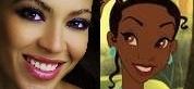 Beyoncé as Tiana