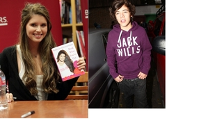 Harrys new girlfreind