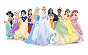 The Official disney Princesses