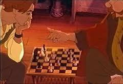 Ron is very good at chess