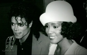 Michael Jackson & Whitney Houston