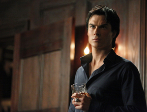 Apologise, but, damon from vampire diaries who is he hookup what? Instead