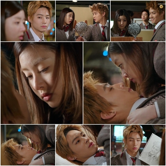 Spoilers: Dream High 2] Hearts flutter between which couple