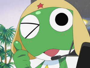 Keroro approves of this article! :D