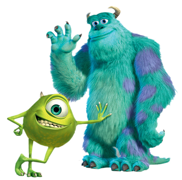 Memorable quotes from Monsters, Inc  - Anj and Jezzi - The