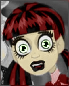 Recoloring an image of a main character, does NOT make them an original one. (Credit: F NO! Monster High 粉丝艺术 on tumblr)