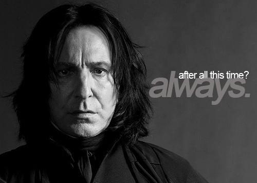 Severus Snape Quotes - Severus Snape - Fanpop