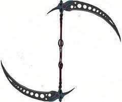 dark blade's scythe