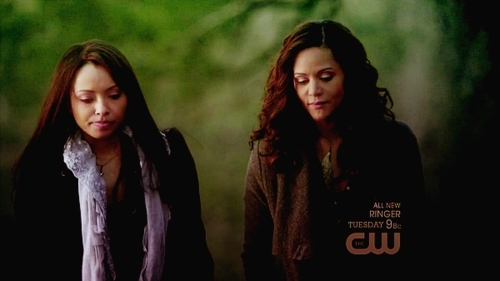 Persia White Talks The Vampire Diaries Season 3 Girls Of The
