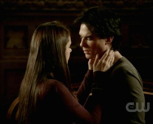 We'll survive this. We always survive. Elena to Damon