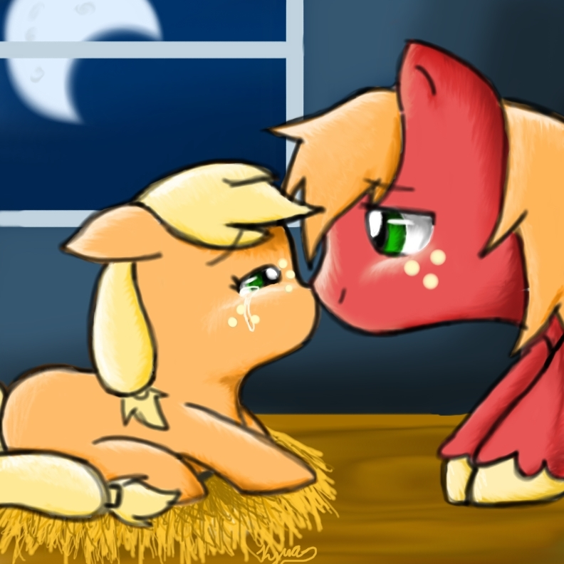 Big Brother Macintosh: Part One - My Little Pony Friendship is Magic