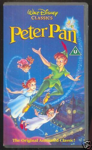 Peter Pan (1953)-The Most Boring ディズニー Classic