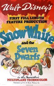 Snow White and the Seven Dwarfs (1937)-Disney's First Movie