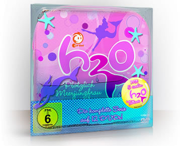 Series 1, 2 & 3 DVD set in funky H2O carry case (region 2)