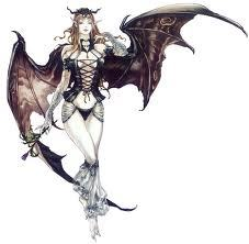 A real succubus
