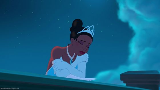 Tiana can Nawawala the place for her restaurant