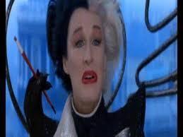 Live Action Cruella De Vil (1996)