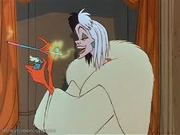 Animated Cruella De Vil (1961)