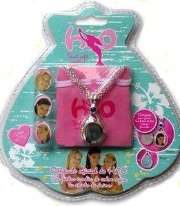 official locket  H2O JUST ADD  H2o Just Add Water Toys