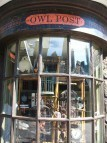 owl post in hogsmead