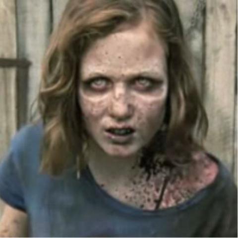 Zombie Sophia :(